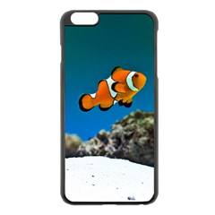 Clownfish 1 Apple Iphone 6 Plus/6s Plus Black Enamel Case