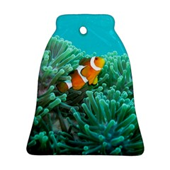 Clownfish 3 Bell Ornament (two Sides)