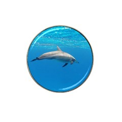 Dolphin 3 Hat Clip Ball Marker (10 Pack)