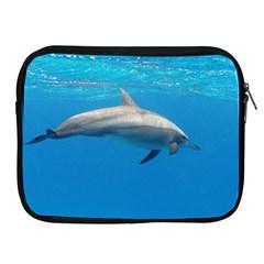Dolphin 3 Apple Ipad 2/3/4 Zipper Cases