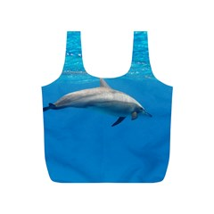 Dolphin 3 Full Print Recycle Bags (s)