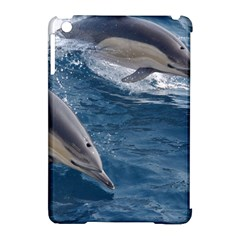 Dolphin 4 Apple Ipad Mini Hardshell Case (compatible With Smart Cover)