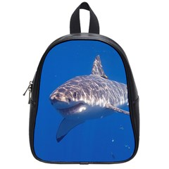 Great White Shark 5 School Bag (small)