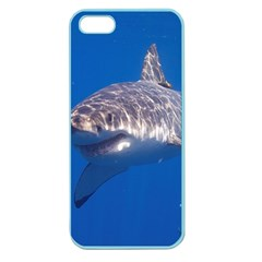 Great White Shark 5 Apple Seamless Iphone 5 Case (color)