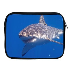 Great White Shark 5 Apple Ipad 2/3/4 Zipper Cases