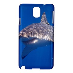 Great White Shark 5 Samsung Galaxy Note 3 N9005 Hardshell Case