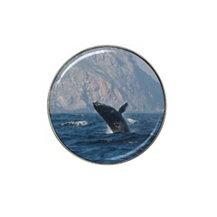 Humpback 1 Hat Clip Ball Marker (4 Pack)