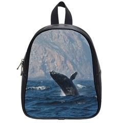 Humpback 1 School Bag (small)