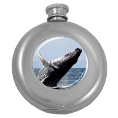 Humpback 2 Round Hip Flask (5 Oz)
