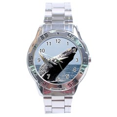 Humpback 2 Stainless Steel Analogue Watch