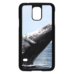 Humpback 2 Samsung Galaxy S5 Case (black)