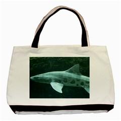 Leopard Shark Basic Tote Bag