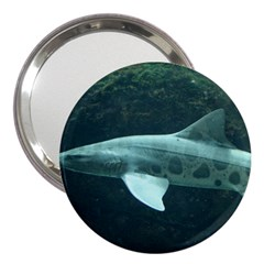 Leopard Shark 3  Handbag Mirrors