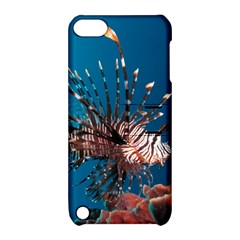 Lionfish 1 Apple Ipod Touch 5 Hardshell Case With Stand