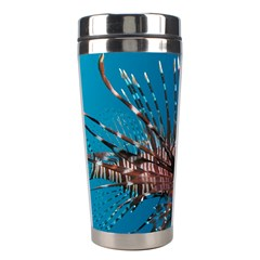 Lionfish 1 Stainless Steel Travel Tumblers