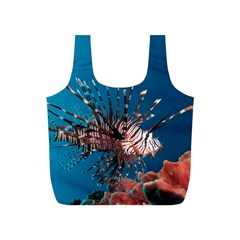 Lionfish 1 Full Print Recycle Bags (s)