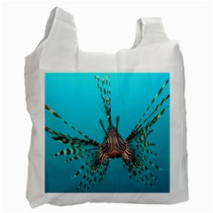 Lionfish 2 Recycle Bag (one Side)