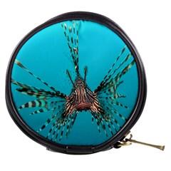 Lionfish 2 Mini Makeup Bags