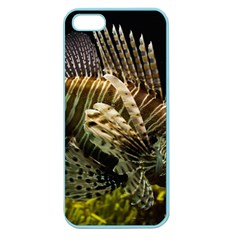 Lionfish 3 Apple Seamless Iphone 5 Case (color)