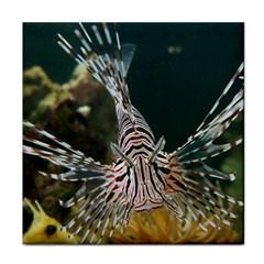 Lionfish 4 Tile Coasters