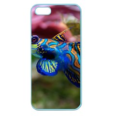 Mandarinfish 1 Apple Seamless Iphone 5 Case (color)