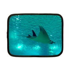 Manta Ray 1 Netbook Case (small)