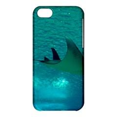 Manta Ray 1 Apple Iphone 5c Hardshell Case