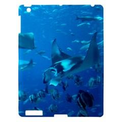 Manta Ray 2 Apple Ipad 3/4 Hardshell Case