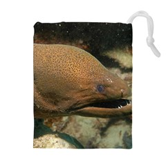 Moray Eel 1 Drawstring Pouches (extra Large)