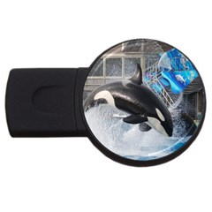 Orca 1 Usb Flash Drive Round (2 Gb)