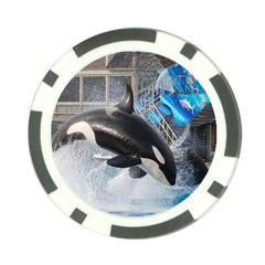 Orca 1 Poker Chip Card Guard (10 Pack)