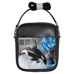 Orca 1 Girls Sling Bags