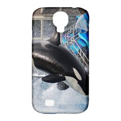 Orca 1 Samsung Galaxy S4 Classic Hardshell Case (pc+silicone)