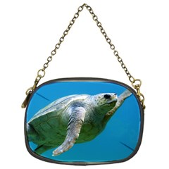 Sea Turtle 2 Chain Purses (one Side)