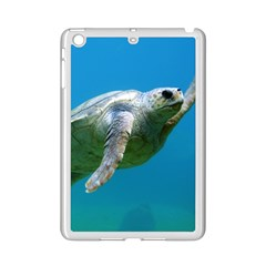 Sea Turtle 2 Ipad Mini 2 Enamel Coated Cases