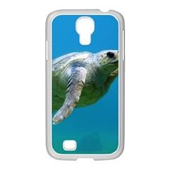 Sea Turtle 2 Samsung Galaxy S4 I9500/ I9505 Case (white)