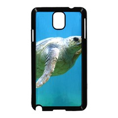 Sea Turtle 2 Samsung Galaxy Note 3 Neo Hardshell Case (black)