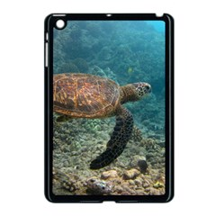 Sea Turtle 3 Apple Ipad Mini Case (black)