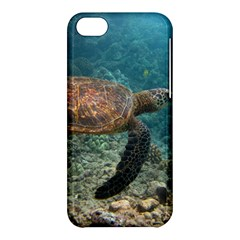 Sea Turtle 3 Apple Iphone 5c Hardshell Case