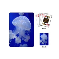 Spotted Jellyfish Playing Cards (mini)