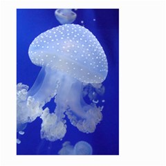 Spotted Jellyfish Large Garden Flag (two Sides)