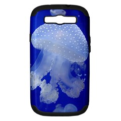 Spotted Jellyfish Samsung Galaxy S Iii Hardshell Case (pc+silicone)