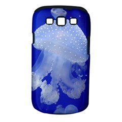 Spotted Jellyfish Samsung Galaxy S Iii Classic Hardshell Case (pc+silicone)
