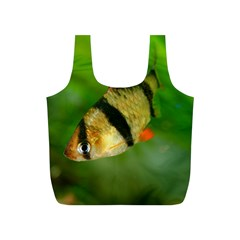Tiger Barb Full Print Recycle Bags (s)
