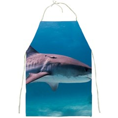 Tiger Shark 1 Full Print Aprons