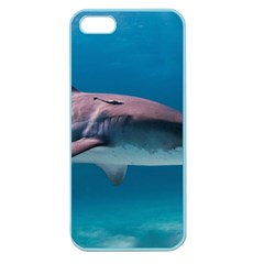 Tiger Shark 1 Apple Seamless Iphone 5 Case (color)
