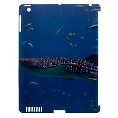 Whale Shark 1 Apple Ipad 3/4 Hardshell Case (compatible With Smart Cover)