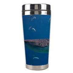 Whale Shark 1 Stainless Steel Travel Tumblers