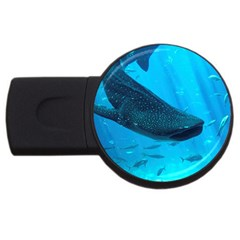 Whale Shark 2 Usb Flash Drive Round (2 Gb)