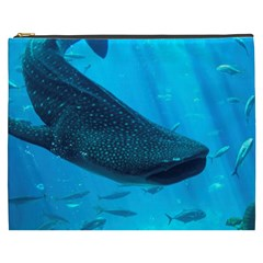 Whale Shark 2 Cosmetic Bag (xxxl)